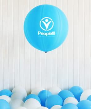 Palloncini giganti personalizzati