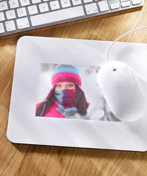 Tappetini mouse personalizzati pochi pezzi